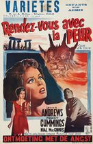 Night of the Demon - Belgian Movie Poster (xs thumbnail)