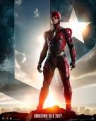 Justice League - Slovenian Movie Poster (xs thumbnail)