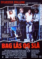 Lock Up - Danish Movie Poster (xs thumbnail)