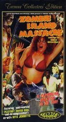 Zombie Island Massacre - Movie Cover (xs thumbnail)