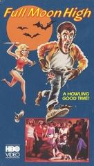 Full Moon High - VHS movie cover (xs thumbnail)