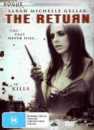 The Return - Australian DVD cover (xs thumbnail)
