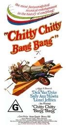 Chitty Chitty Bang Bang - Australian Movie Poster (xs thumbnail)