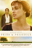 Pride & Prejudice - Movie Poster (xs thumbnail)