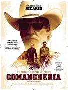 Hell or High Water - French Movie Poster (xs thumbnail)