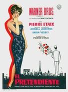 Le soupirant - Spanish Movie Poster (xs thumbnail)