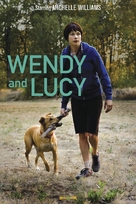 Wendy and Lucy - DVD cover (xs thumbnail)
