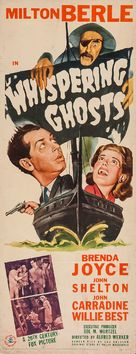 Whispering Ghosts - Movie Poster (xs thumbnail)