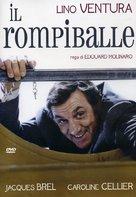 L'emmerdeur - Italian DVD cover (xs thumbnail)
