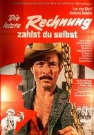 Al di là della legge - German Movie Poster (xs thumbnail)