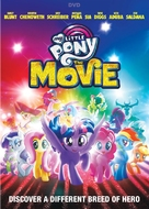 My Little Pony : The Movie - DVD cover (xs thumbnail)