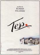 Tess - French Movie Poster (xs thumbnail)