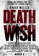Death Wish - Canadian Movie Poster (xs thumbnail)