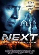 Next - French Movie Poster (xs thumbnail)