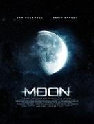 Moon - Swedish Movie Poster (xs thumbnail)