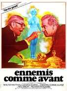 The Sunshine Boys - French Movie Poster (xs thumbnail)