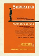 Whiplash - Italian Movie Poster (xs thumbnail)