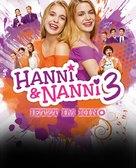 Hanni & Nanni 3 - German Movie Poster (xs thumbnail)
