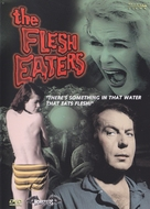 The Flesh Eaters - DVD cover (xs thumbnail)