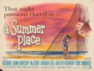 A Summer Place - British Movie Poster (xs thumbnail)