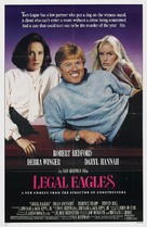 Legal Eagles - Movie Poster (xs thumbnail)