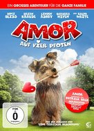 Gabe the Cupid Dog - German DVD cover (xs thumbnail)