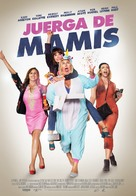 Fun Mom Dinner - Spanish Movie Poster (xs thumbnail)