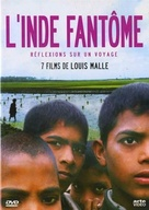 """""""L'Inde fantôme"""" - French DVD movie cover (xs thumbnail)"""