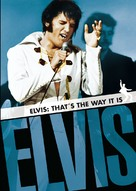Elvis: That's the Way It Is - DVD movie cover (xs thumbnail)