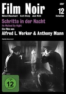 He Walked by Night - German DVD cover (xs thumbnail)