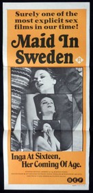 Maid in Sweden - Australian Movie Poster (xs thumbnail)