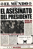 Death of a President - Mexican Movie Poster (xs thumbnail)