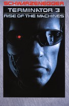 Terminator 3: Rise of the Machines - DVD movie cover (xs thumbnail)