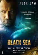 Black Sea - Italian Movie Poster (xs thumbnail)
