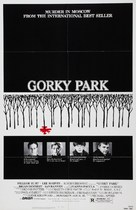 Gorky Park - Movie Poster (xs thumbnail)