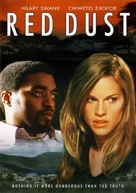 Red Dust - British Movie Cover (xs thumbnail)