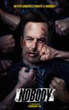 Nobody - Movie Poster (xs thumbnail)