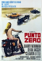 Vanishing Point - Italian Movie Poster (xs thumbnail)