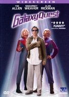 Galaxy Quest - DVD movie cover (xs thumbnail)