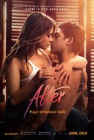 After - Mexican Movie Poster (xs thumbnail)