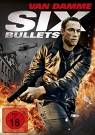6 Bullets - German DVD movie cover (xs thumbnail)