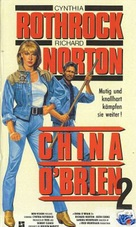 China O'Brien 2 - German VHS cover (xs thumbnail)