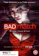 Bad Match - British Movie Cover (xs thumbnail)