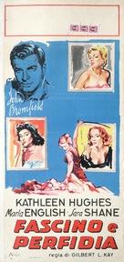 Three Bad Sisters - Italian Movie Poster (xs thumbnail)