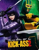 Kick-Ass 2 - Blu-Ray cover (xs thumbnail)