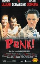 SLC Punk! - German Movie Cover (xs thumbnail)