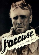 J'accuse! - French Movie Poster (xs thumbnail)