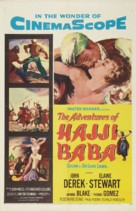 The Adventures of Hajji Baba - Movie Poster (xs thumbnail)