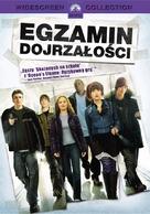 The Perfect Score - Polish DVD movie cover (xs thumbnail)