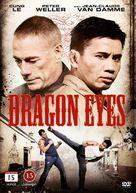 Dragon Eyes - Danish DVD cover (xs thumbnail)